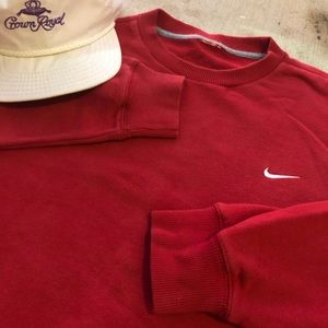 00s Nike Sweater Pullover